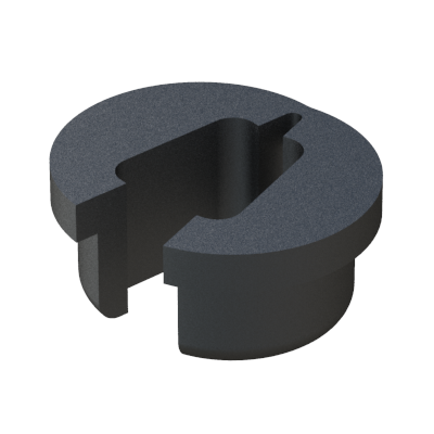 Anti-twist bushing